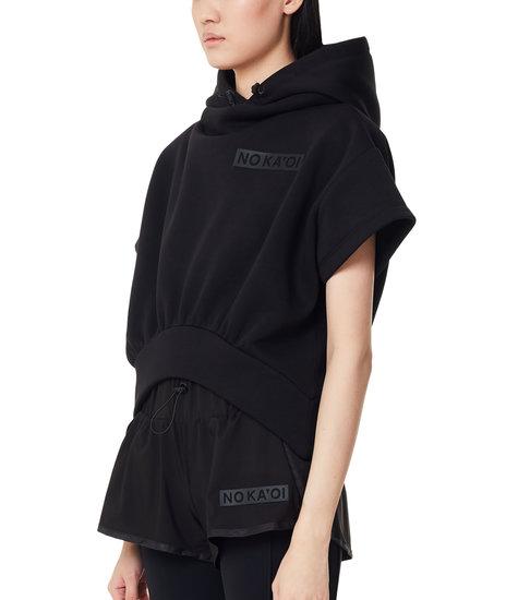 NO KA'OI Horizon Short Sleeve Top