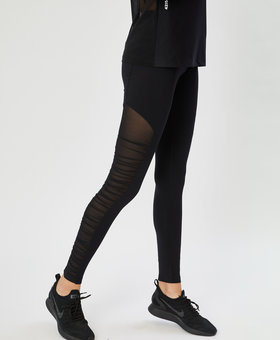42|54 Ruched leggings