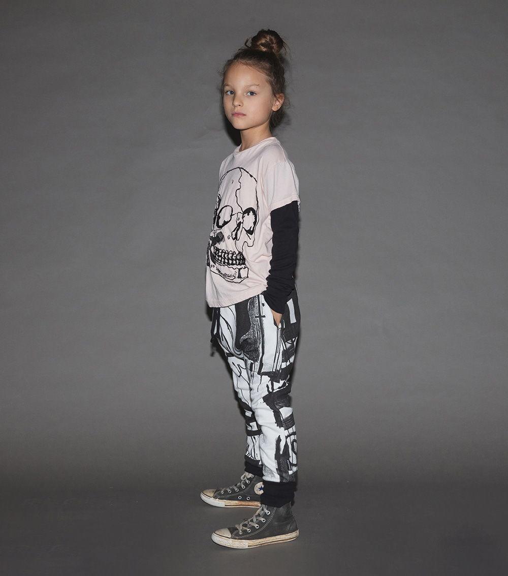NUNUNU Shay's Baggy Pants