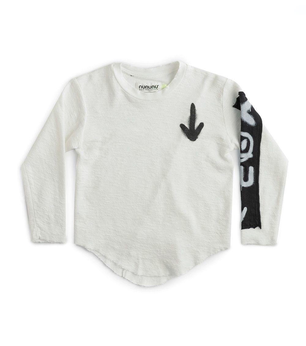 NUNUNU Total Elements Patch Shirt