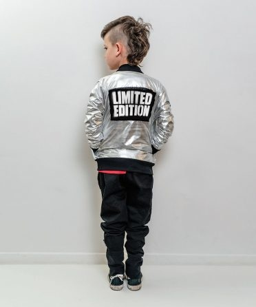 NUNUNU Limited Edition Nylon Jacket