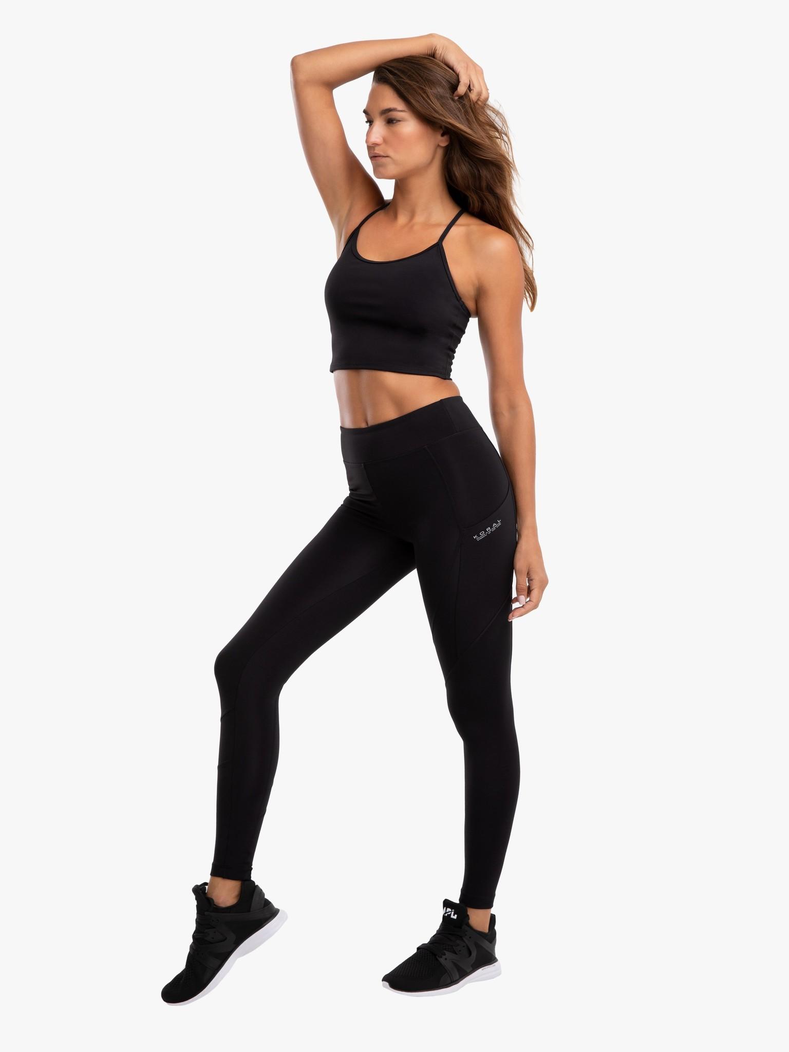 Koral Activewear Pista Blackout High Rise legging