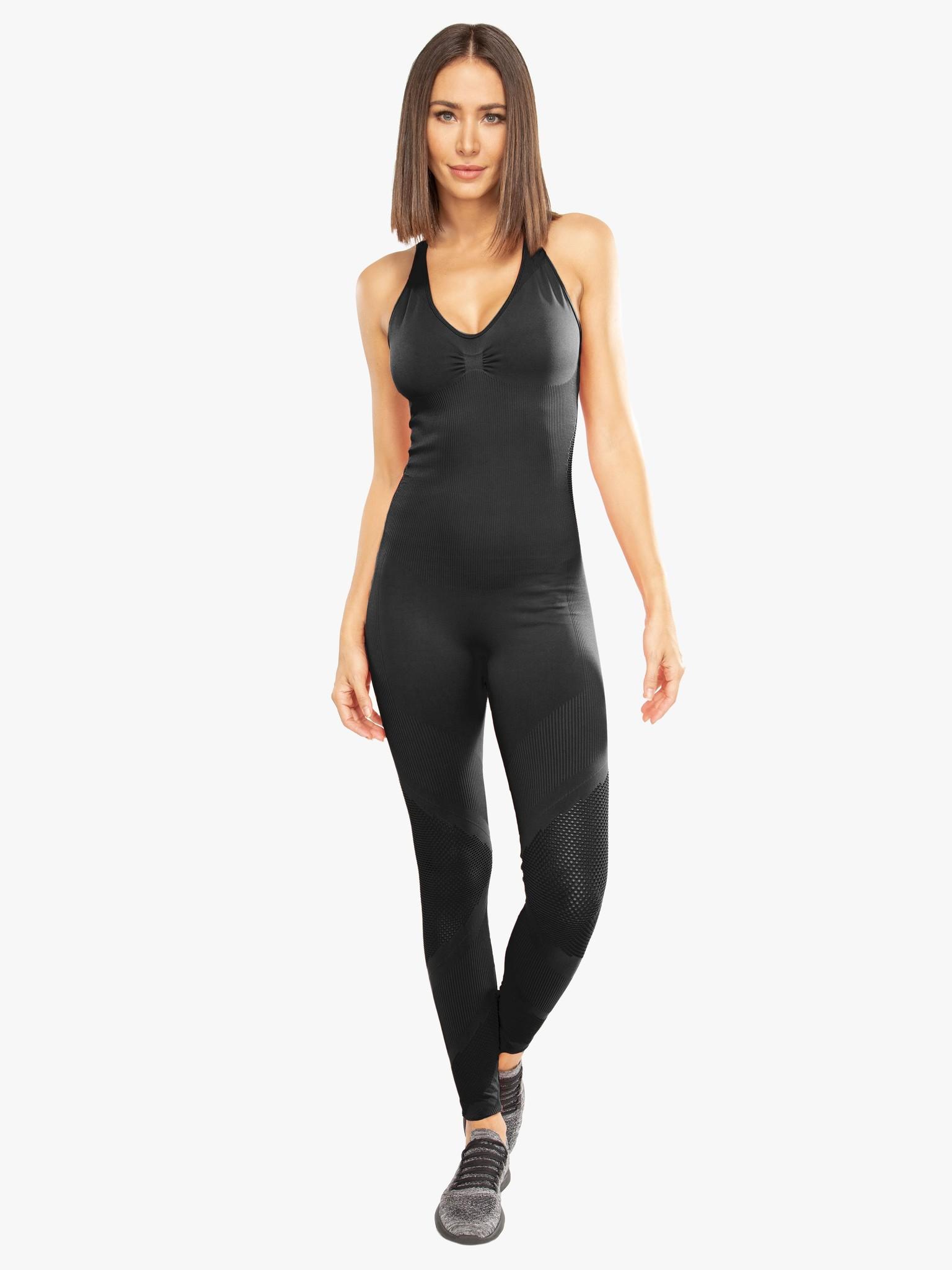 Koral Activewear Fara Seamless Jumpsuit