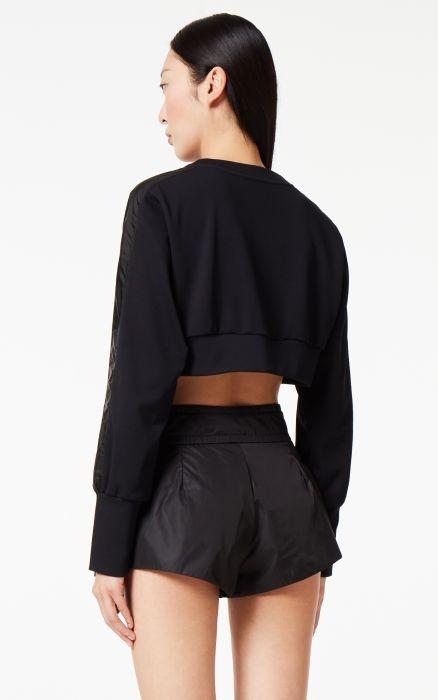 NO KA'OI Supernatural Shorts Black