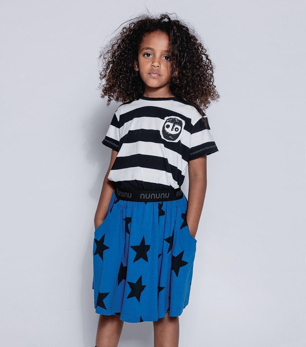 NUNUNU Striped T-shirt