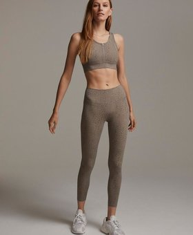Varley Luna Legging Taupe Feather