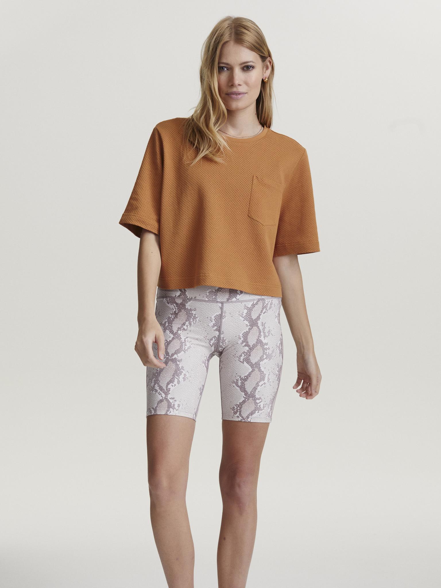 Varley Bexley T-Shirt Cashew