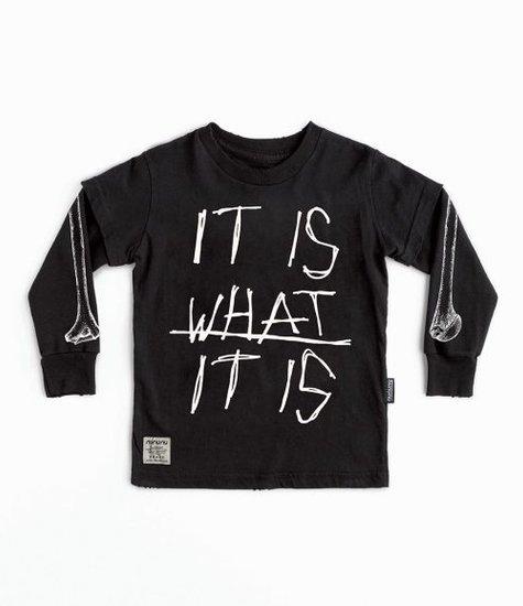 NUNUNU It is what it is t-shirt