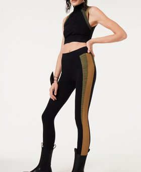 NO KA'OI Color Block 7/8 legging