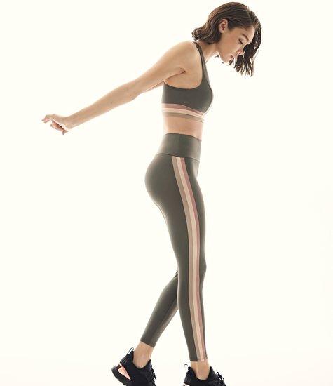Lanston Sprint Stripe Legging