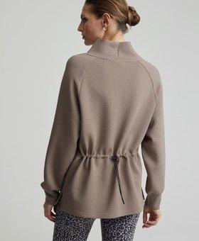 Varley Arcola Sweatshirt Pine Bark