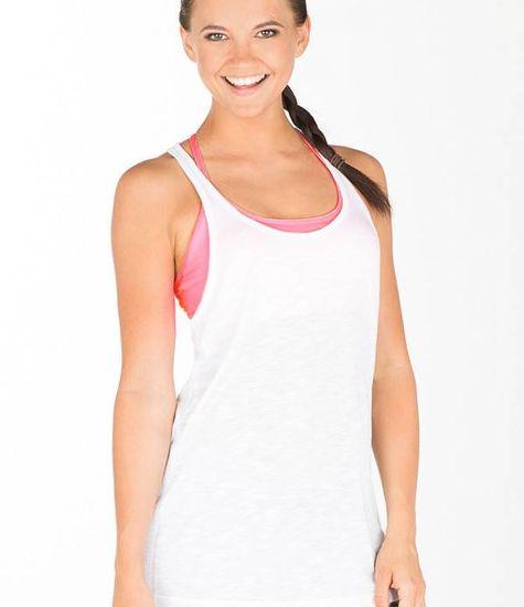 Lorna Jane Slouchy Gym Tank