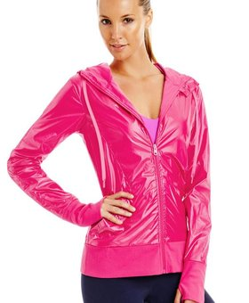 Lorna Jane Raspberry Luminosity Jacket