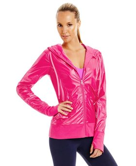 Lorna Jane Raspberry Lumnisity Jacket