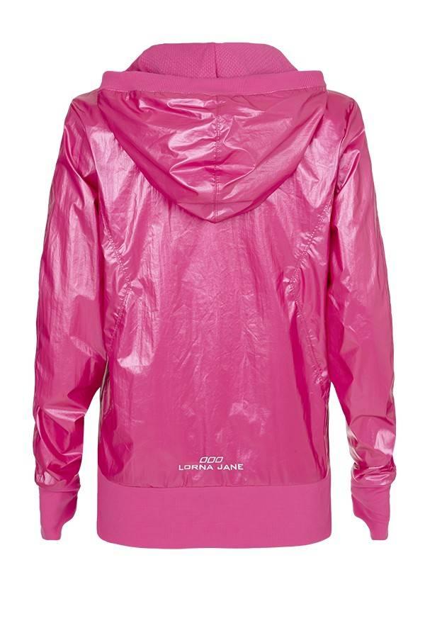 Lorna Jane Raspberry Lumnisity Jacket