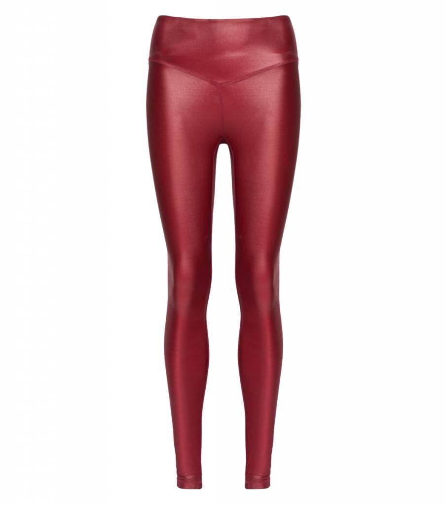 L'urv Men Are From Mars Legging (Plum)