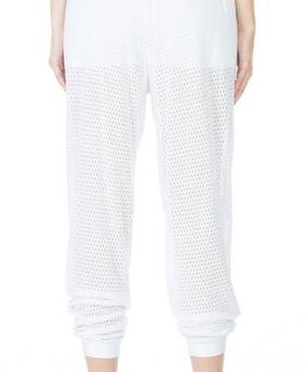 Koral Activewear Double Layer Sweats (white)