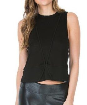 Koral Activewear Splice Crop Top