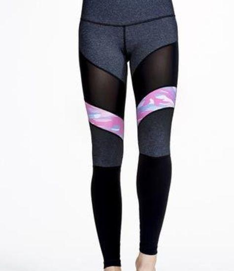 Vimmia Warrior One Breast Cancer Awareness Legging