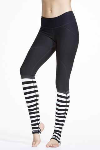 Vimmia Bumble Stripe Stirrup Legging