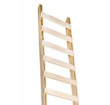 Bau-Anlegeleiter aus Holz