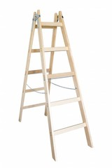 Malerleitern (Bockleitern aus Holz)
