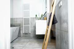 Badezimmerleiter