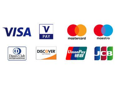 Creditcard & PIN Acceptatie