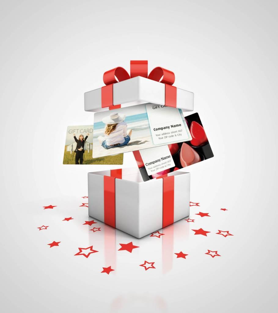 Offerte aanvraag cadeaukaart