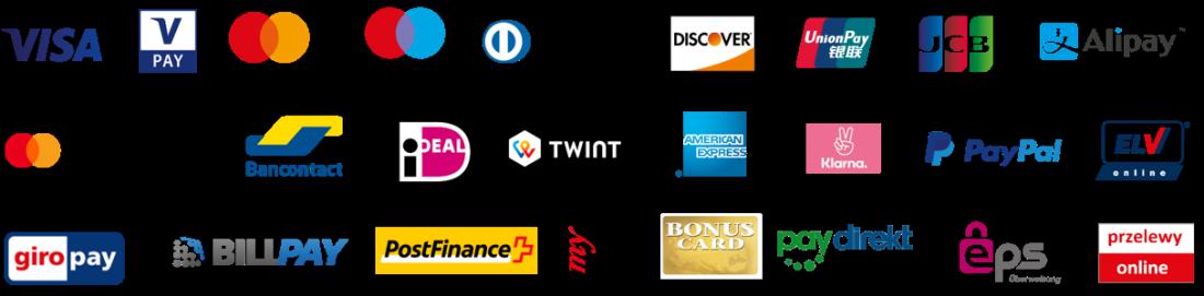 online betalingen accepteren