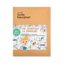 Makii Kleurplaat Spanje