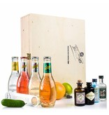Schweppes premium winebox