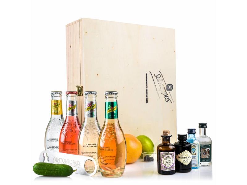 Schweppes Premium Weinbox