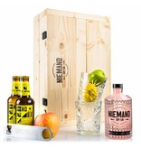 Niemand gin giftbox
