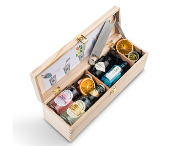 Gin & Fentimans tonic gift pack