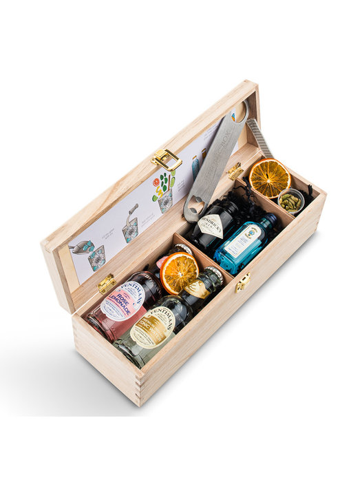 Gin & Fentimans tonic giftpack