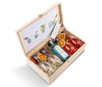 Bombay Sapphire & Schweppes Premium tonic