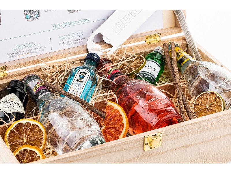 Schweppes Premium gift box