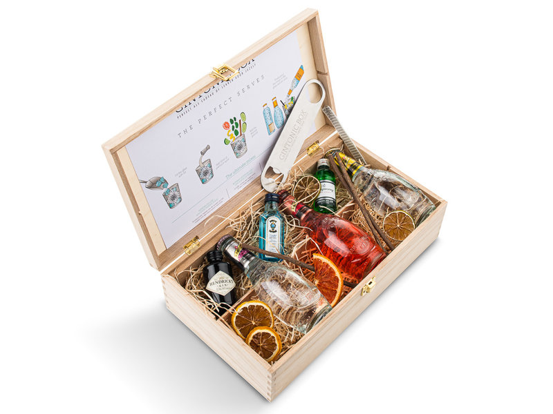 Schweppes Premium Geschenkbox