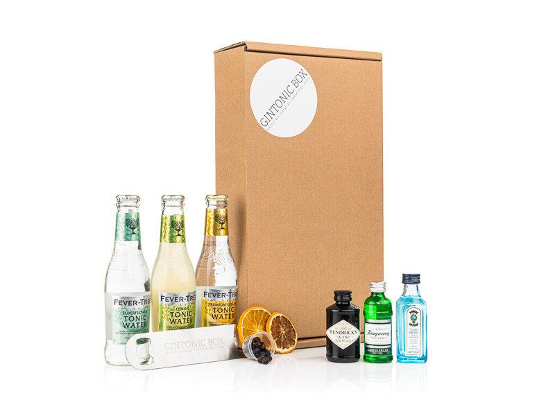 Fever-Tree Geschenkpackung Mini