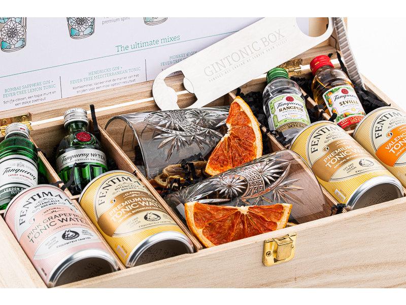 Tanqueray tasting box