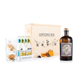 Monkey 47 gin & Fever Tree tonic