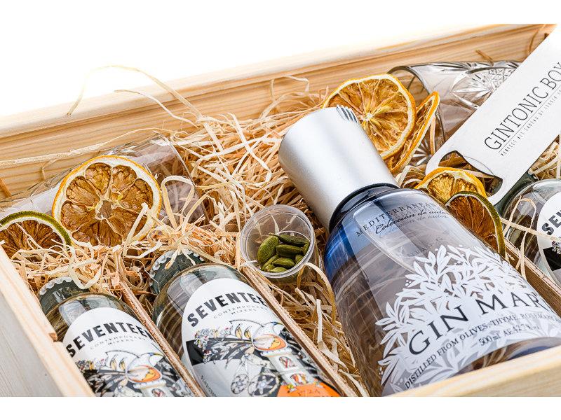 Gin Mare Gin Tonic Box