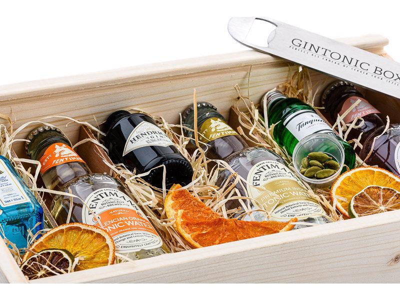 Fentimans Luxe giftbox