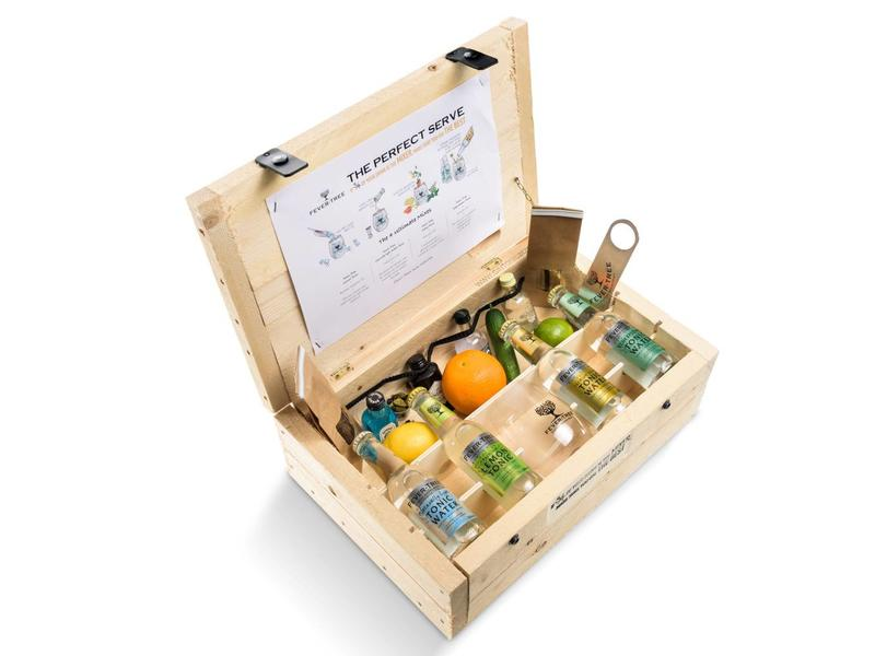 Fever-Tree Luxus-Geschenkbox