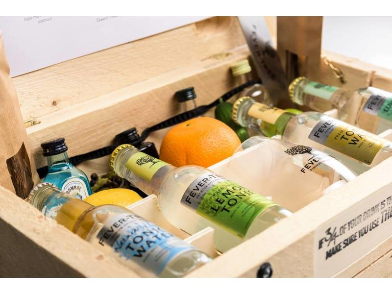 Fever-Tree luxury gift box