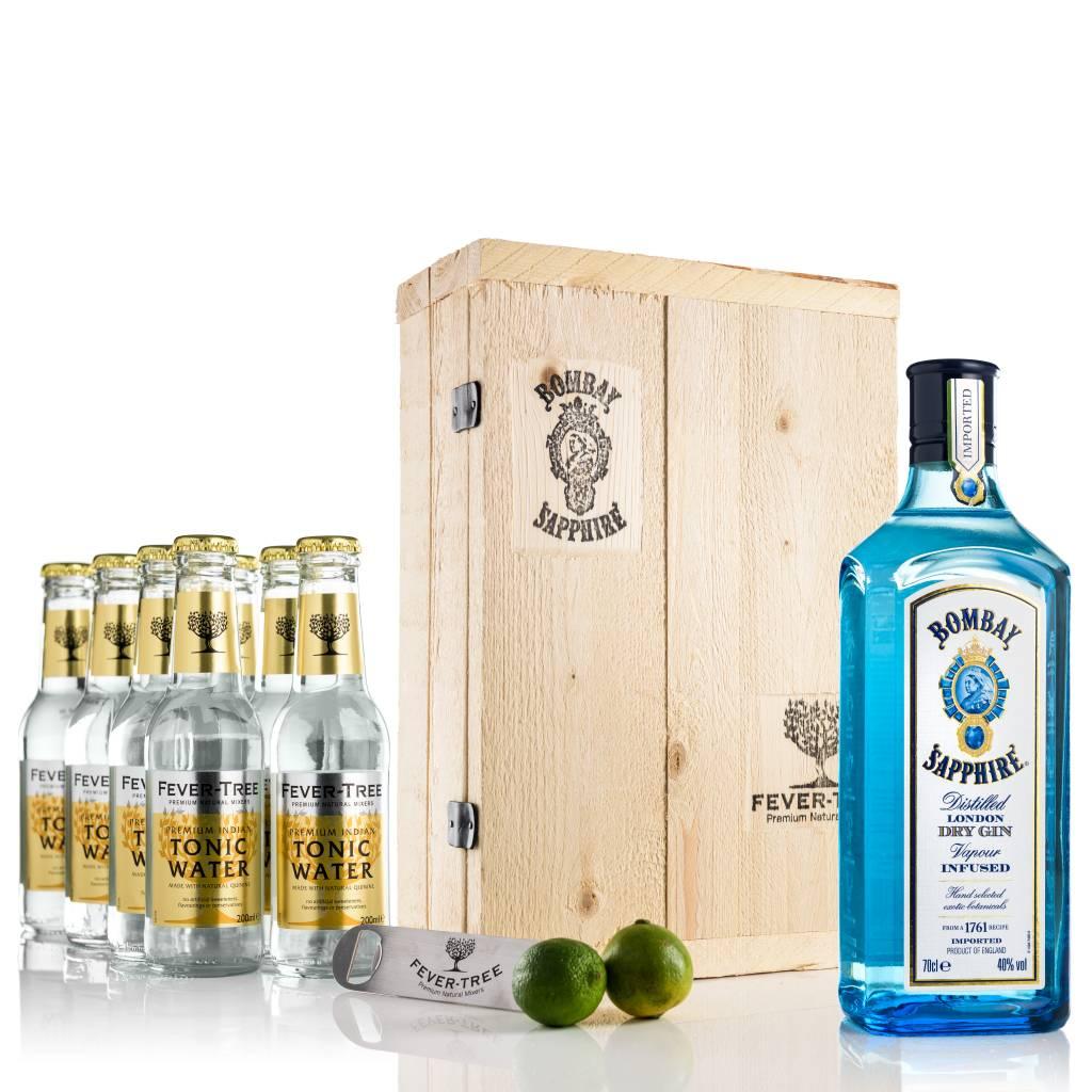 Gin tonic avond met je vrienden
