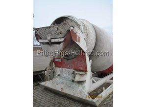 Mulder Concrete mixer 12m3 (SOLD!)