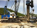 Foundation & Piling rigs
