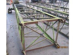 Hitachi KH70/KH100 topsection